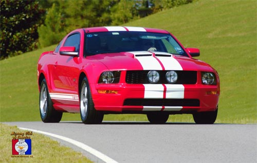 Ray Coe's 2005 Ford Mustang GT