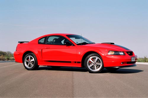 Ronnie  Smith's 2003 Ford Mustang Mach 1