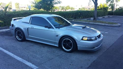 Ralph Quiles' 2003 Mustang GT