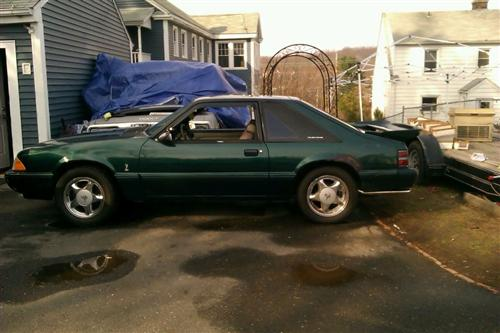 Ray Schilling's 1992 Ford Mustang Lx