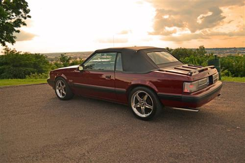 Rick Sank's 1989 Ford  Mustang 5.0 LX