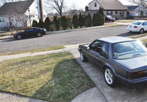 Rob Treimanis' 1991  Ford Mustang