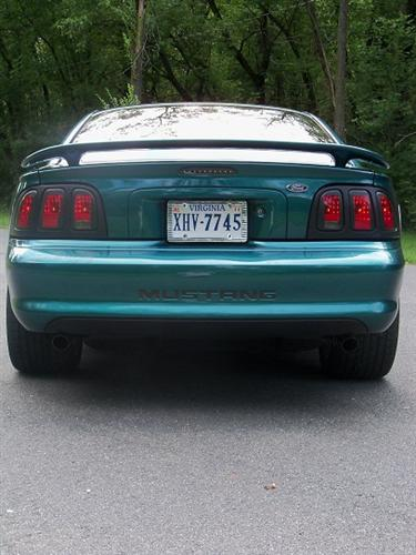 Robb  Sharp's 1997 Ford  Mustang