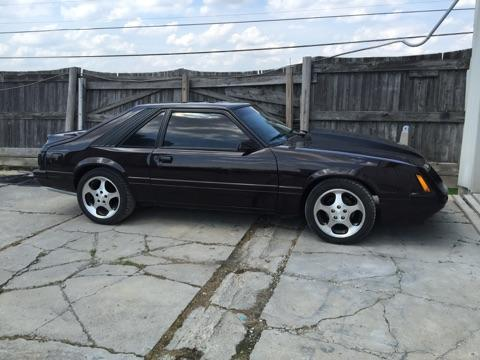 Robert Hoover's 1984 Ford Mustang GT