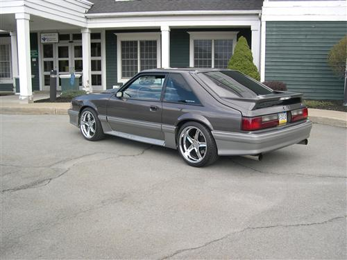 Robert P 's 1991 Ford Mustang GT