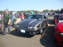 rocco  botta jr's 1990 ford mustang