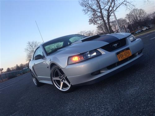Ronald Bascope's 2002 Ford Mustang GT