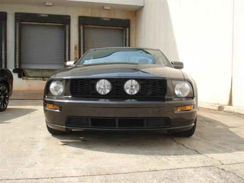 Ross Smith's 2007 Ford Mustang