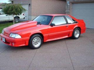 Rui correia's 1987 ford mustang gt
