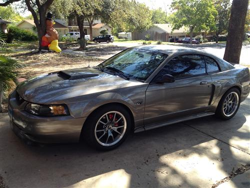 Ryan Chavez's 2002 Ford Mustang GT