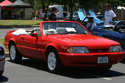 Ryan Richards' 1992 Ford Mustang LX