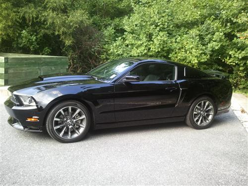 Scott Perry's 2011 Ford Mustang GT/CS