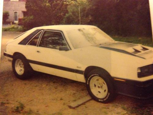 Sean Crosland 's 1985 Mercury  Capri