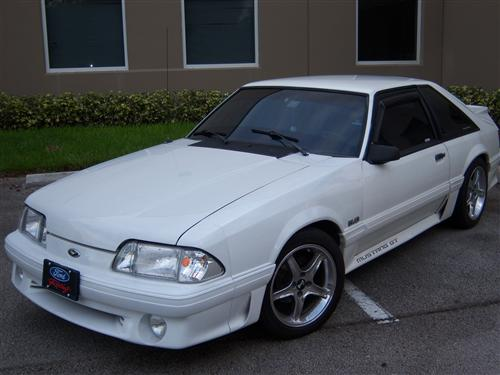 Sean Fowler's 1993 Ford Mustang GT