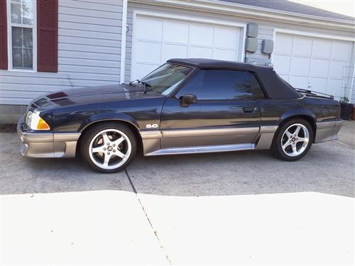 sean mayfield's 88 mustang GT