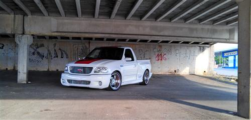 Shane  Harrold's 2001 Ford  SVT Lightning