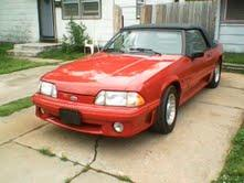 Shannon North's 1988 Ford Mustang GT