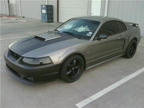 Shawn Francis' 2002 Ford Mustang GT
