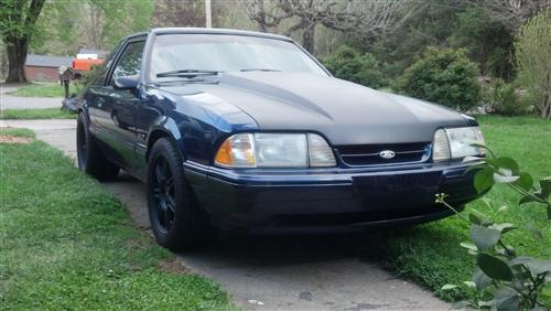 Stacey Nix's 93 Mustang Lx Coupe