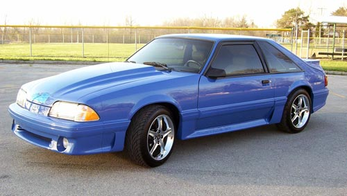 Tim Bickford's 1988 Ford Mustang GT
