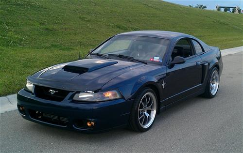 Teddy Compton's 2003 Ford Mustang