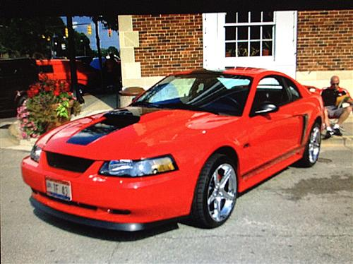 Terry Freshwater's 2003 Ford Mustang GT