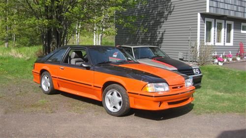 Tim Olson's 1989 Ford Mustang GT