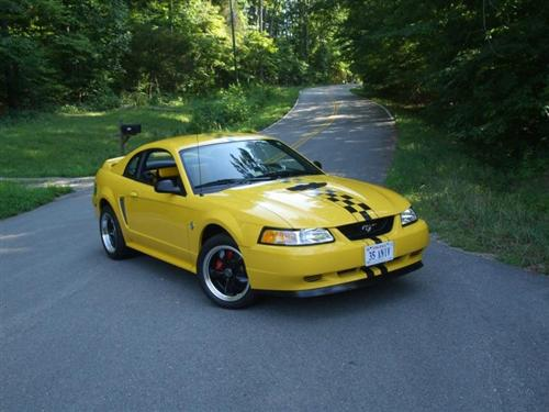 timmy bradley's 1999 ford mustang