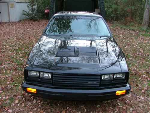 Tom Longerbeam's 1982 Mercury  Capri RS