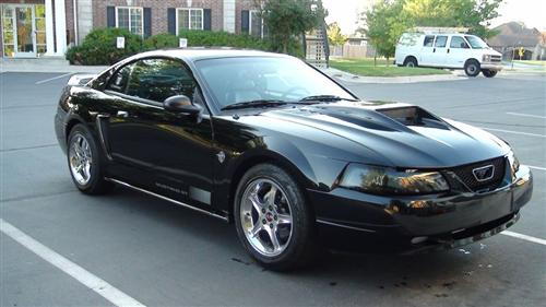 Trenton Kyle's 1999 Ford Mustang