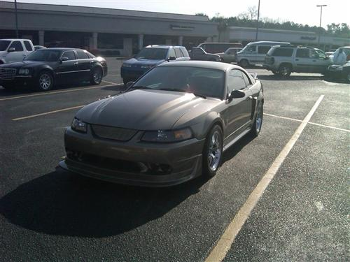 Tripp Gale's 2002 Ford Mustang GT