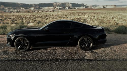TROY SCHUMACHER's 2015 FORD MUSTANG