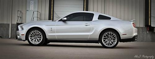 Wade Lear's 2012 Ford Shelby GT500